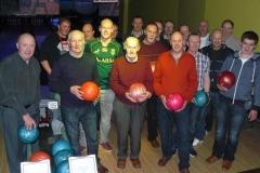 Ramelton & Leiter Mens Group Bowling!